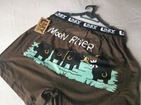 LAZY ONE Moon River shorts - Christmas stocking filler!!!