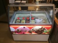 Venus 36 - 9 Pan Ice Cream Freezer
