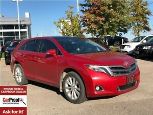 2014 Toyota Venza AWD**LEATHER**PANORAMIC SUNROOF**