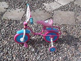Hello Kitty Trike