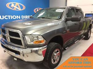 2011 Ram 2500 SLT HEMI! 3/4TON! 4X4 FINANCE NOW!