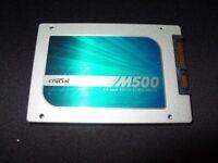 960 gb Crucial M500