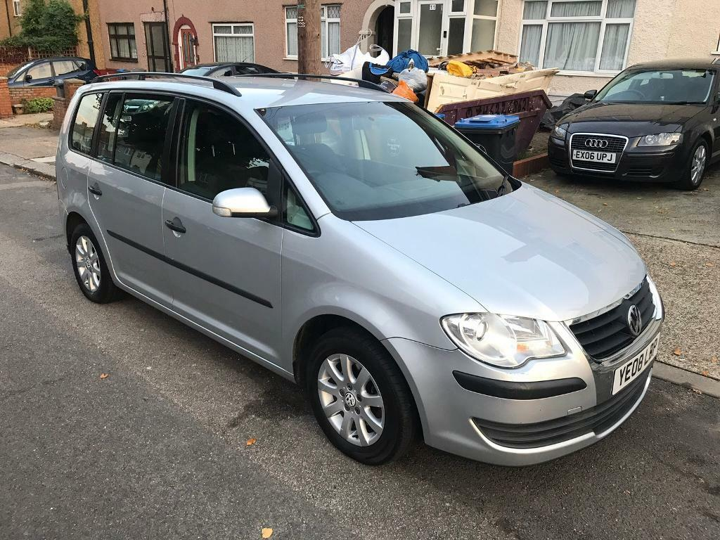 Volkswagen touran 1.9 tdi manual 2008