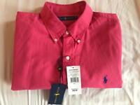 Ralph Lauren custom fit shirt large
