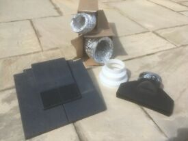 Roof Vent Tile + extra items