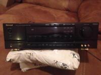 Sherwood amplifier audio/video receiver