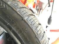 235/40R18 tyres x 2 brand new