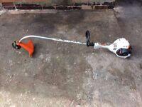 Stihl FS40 Petrol Grass Strimmer in MINT Condition 2016 Model