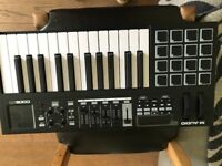 M-Audio Code 25 controller