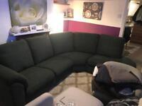 Sofa ikea tidafors , corner