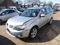 MITSUBISHI OUTLANDER - GL56ZPP - DIRECT FROM INS CO