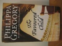 PHILIPPA GREGORY - THE FAVOURED CHILD - (Kirkby in Ashfield)