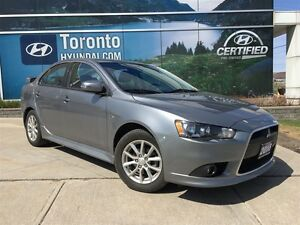 2015 Mitsubishi Lancer LIMITED PACKAGE!!! ROOF AND ALLOYS! SPOIL