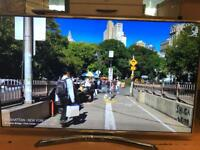 "Panasonic 50"" 3D TV smart"
