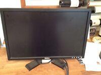 "Dell E Series 20.1"" Widescreen LCD Monitor REDUCED PRICE"