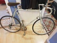 Vintage Carlton men's road bike
