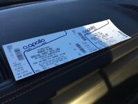 2 x Robert Plant Tickets Apollo Manchester Thurs 30 Nov