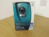 Logitech C300 Webcam Boxed (Brand New)
