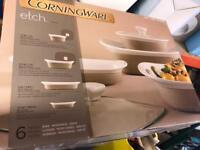 New set of cookware