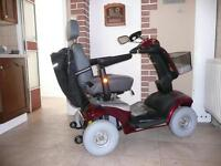 6 month old Cadiz mobility Scooter