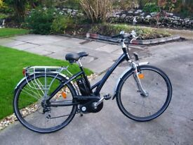 PEUGEOT ELECTRIC BIKE FOR SALE