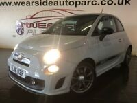 ABARTH 595 1.4 T-Jet 3dr (grey) 2016
