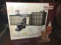 Lledo days gone tin plate brewery, comes with 4 artic lorries and 6 vans COLLECTORS LTD EDITION.