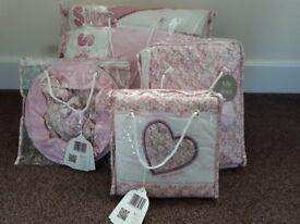 Kiddicare Sweet Dreams nursery bundle