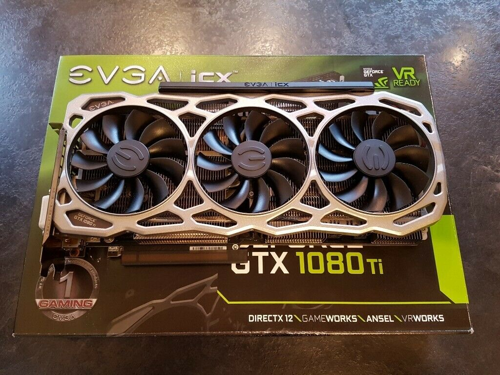 EVGA GTX 1080TI FTW3 ICX Immaculate Condition | in Stretford, Manchester |  Gumtree