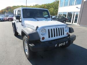 2012 Jeep WRANGLER UNLIMITED Rubicon *4X4 *Automatic *Remote Sta