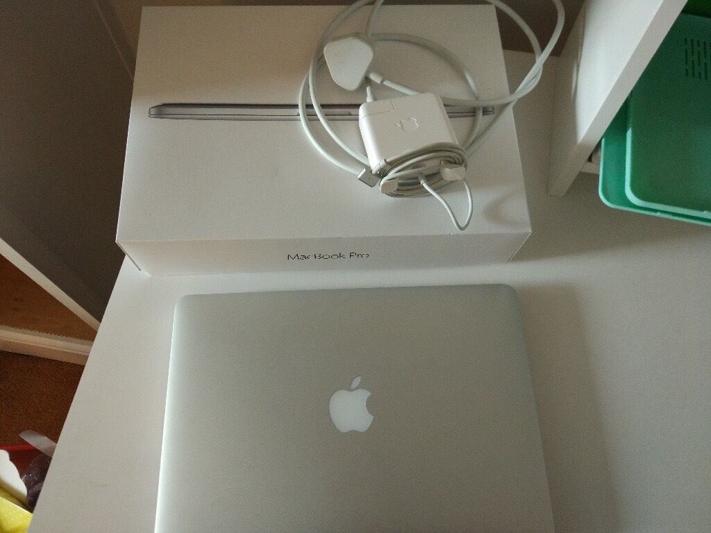 MacBook Pro (Retina, 13 inch, early 2015in Totnes, DevonGumtree - MacBook Pro with i5 (2.9 ghz), 8gb RAM and 500gb SSD. This MacBook Pro is in great condition and has spent most of it's life in a shell casing. In original packaging with charger. Will perform a factory reset before selling. Collection only....