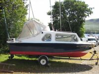 2 berth cruiser for sale