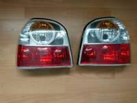 Golf Mk 3 rear lights