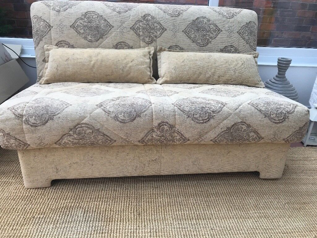 Peachy John Lewis Sofa Bed Beige Great Condition In Poynton Manchester Gumtree Cjindustries Chair Design For Home Cjindustriesco