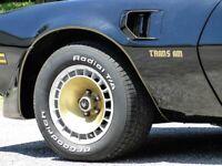 Miniature 7 Voiture Américaine de collection Pontiac Trans Am 1979