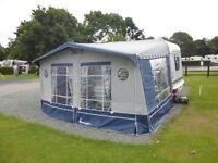 Isabella 3/4 caravan awning VGC