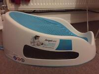 Angel care baby barh support seat