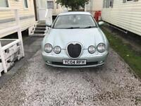 2004 Jaguar S-Type 2.5ltr V6 Auto