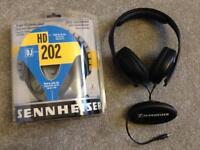 Sennheiser HD 202- Used