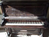 G.O.Heine & Co. upright piano (From San Francisco)