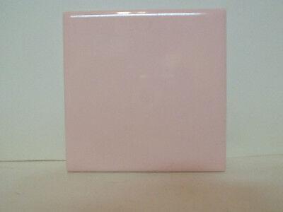 NOS Retro 1950s Gloss Pink 4 3/8