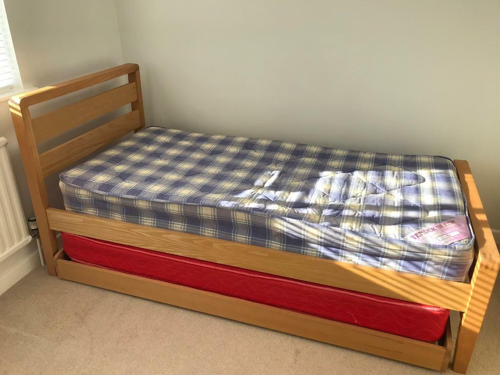 Hip Hop Ash 3 In 1 Single Bed Frame In Witney Oxfordshire Gumtree