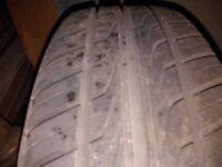 Admiral Powermax tyre unused R185/65 r15