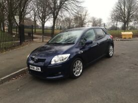 2008 TOYOTA AURIS SR VVT-I 5DR 1.6 PETROL **DRIVES VERY GOOD + GREAT FAMILY CAR OR FIRST CAR**