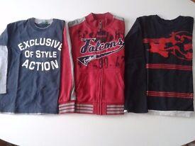 Bundle of Clothes Boy 7-8 Y