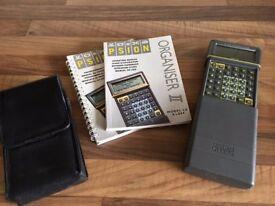 PSION Organiser II – Model LZ64 – Pocket computer