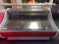 Serve Over Counter Display Fridge Meat Chiller 160 (approx. 5.25ft)