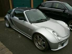Smart Brabus Roadster Coupe