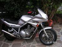 Yamaha diversion XJ900