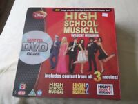 High School Musical DVD Game - new